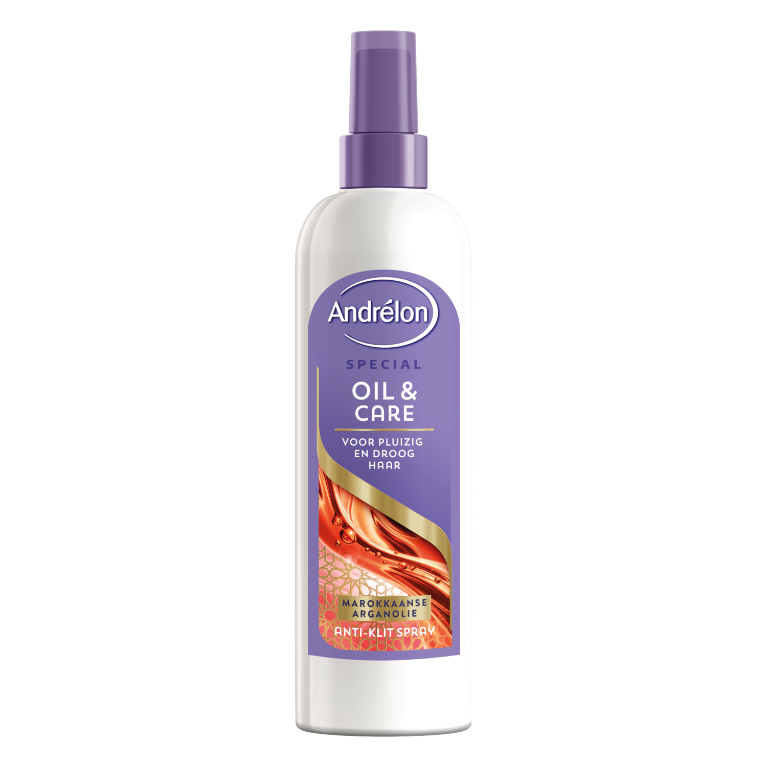 Andrelon  Anti Klit Spray Oil and Care 250 ml