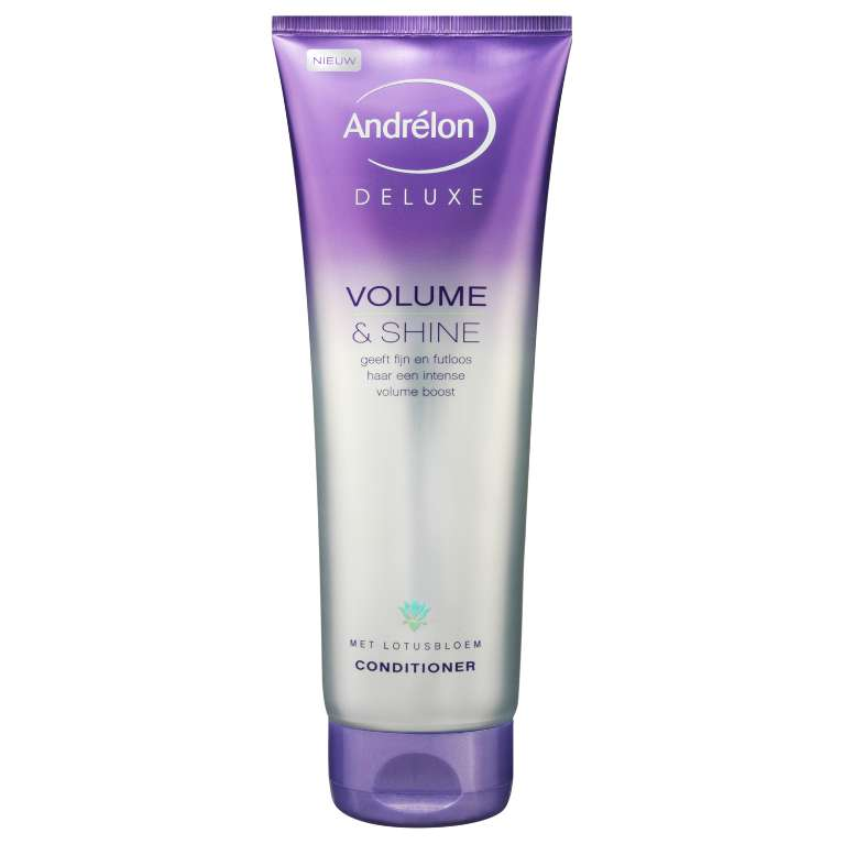 Andrelon Deluxe Conditioner Volume & Shine 250 ml