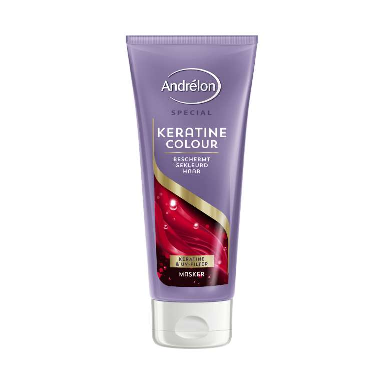 Andrelon Special Keratine Colour Masker 180ml 8714100492123