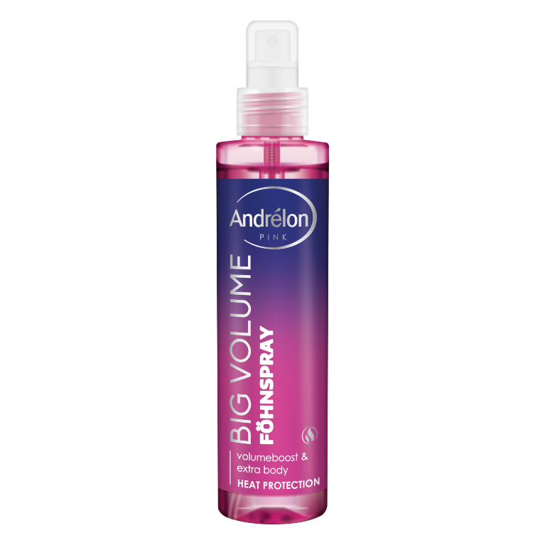 Andrelon Pink Collection Spray Big Volume 200 ml