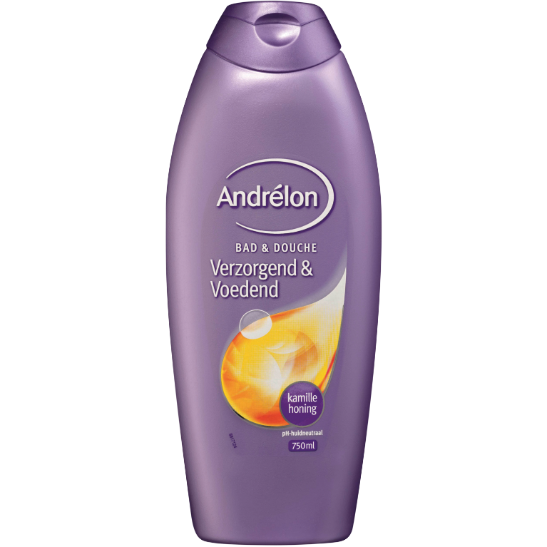 Andrelon Bad & Douche Verzorgend & Voedend 750 ml -  08711700528573