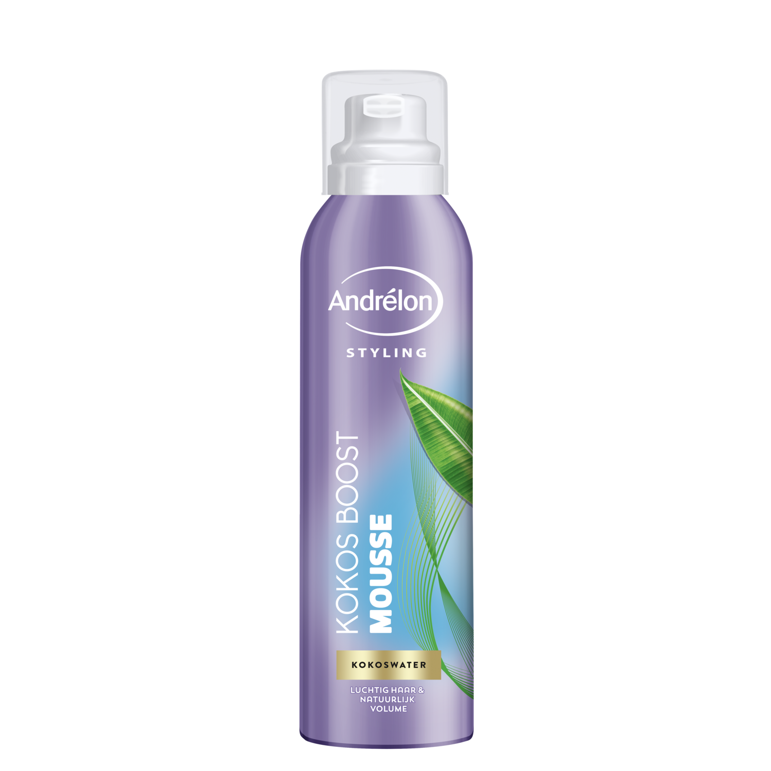 Andrelon SPECIAL kokos boost volume mousse 200ml 8717163682517