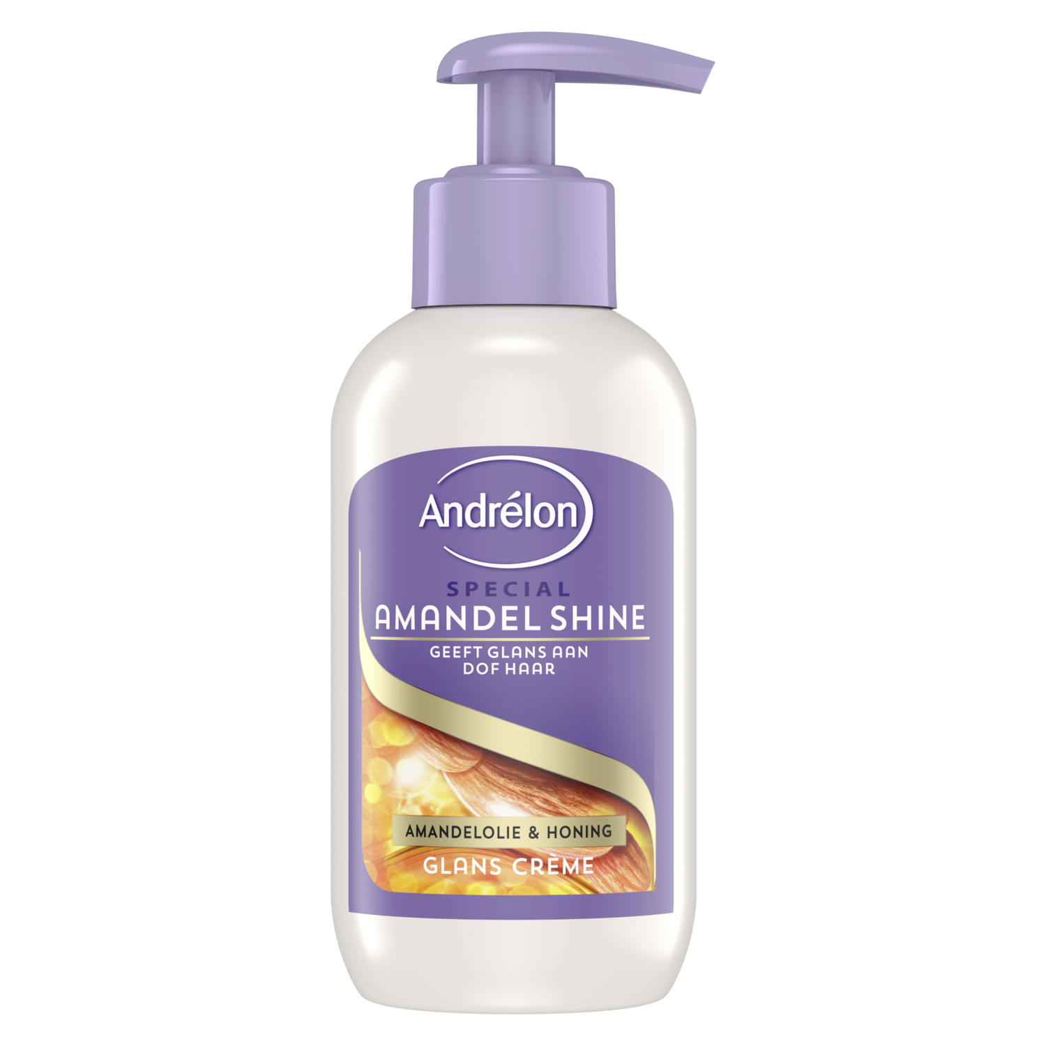Andrelon Haarcreme ALMOND SHINE 200 ML